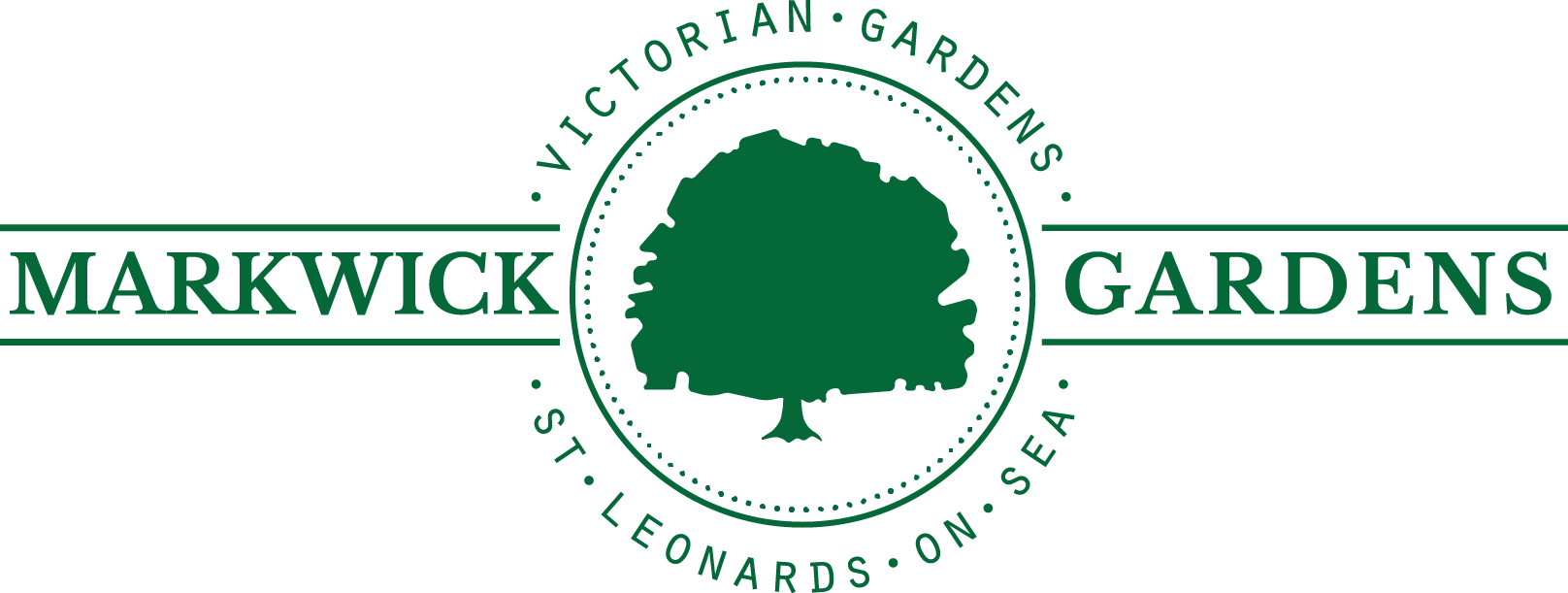 Markwick Gardens Logo